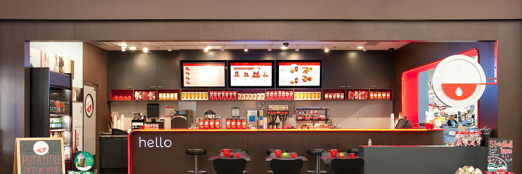 digital Signage restaurants